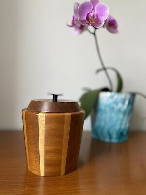 Vintage Lancraft Lidded Pot / Jar