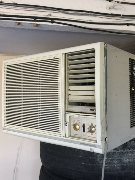 Mitsubishi Air Conditioning Unit Carina Brisbane South East Image 2. 1 Of 2