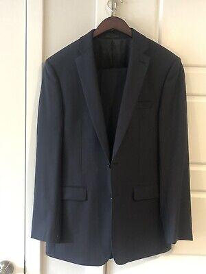 Calvin Klein Mens Suit - Jacket 40R Pants 32L/32W Originally $425