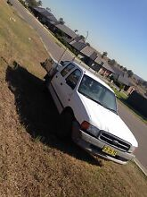Ford Courier Ute GL 26 FI Muswellbrook Muswellbrook Area Preview