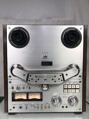 Akai GX-635D Reel to Reel Tape Deck  Read Full Description
