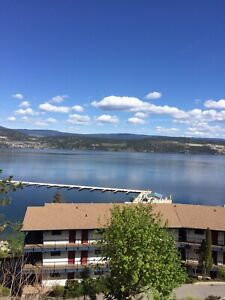 LAKE FRONT CONDO FOR RENT KELOWNA