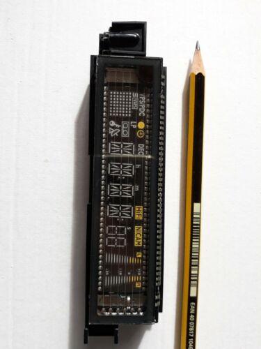 Display VFD (Vacuum fluorescent display)