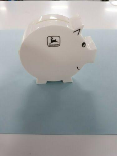 unusual John Deere piggy bank