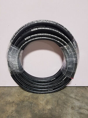 Parker 471tc-04 X 50 14 Hydraulic Hose New Exceeds 487tc
