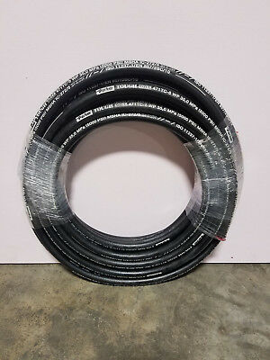Parker 471tc-04 X 100 14 Hydraulic Hose New Exceeds 487tc