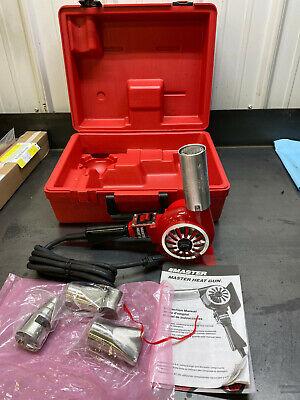 Master Appliance Heat Gun Model Hg-751b 14.5 Amps Temp Range 7501000f
