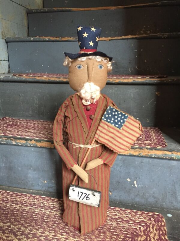Handmade Uncle Sam