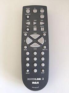 RCA Universal Remote Control