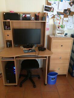 Office desk  Morisset Lake Macquarie Area Preview