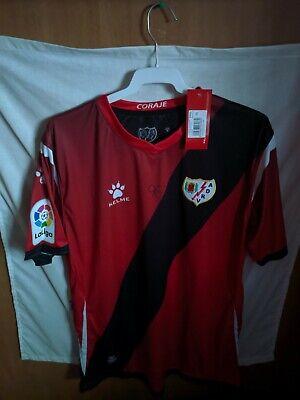 Nueva y Original   Camiseta de futbol   Talla XXXL   Rayo...