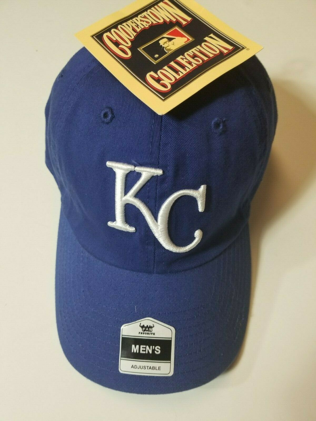 Kansas City KC Royals Adjustable Baseball Hat Cap NWT Fan Fa