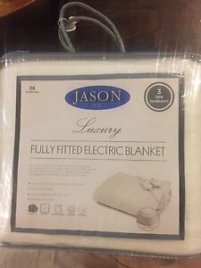 Jason Fully Fitted Electric Blanket DB Brand New! Wyndham Vale Wyndham Area Preview