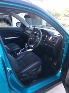 Suzuki Vitara S Turbo 4WD