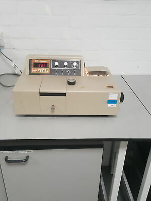 Shimadzu Uv-120-02 Laboratory Spectrophotometer Lab Spec