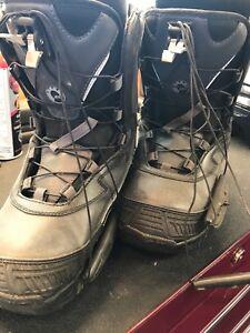 Ski-doo boots