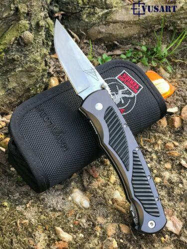 Havalon Titan Pro Double Bladed Knife Jim Shockey + 12 extra blades and case