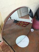 ****Used Large Retro Vintage Mirror ***** Camden Camden Area Preview