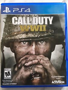 Call of Duty WW2 PS4 faite une offre !!$?