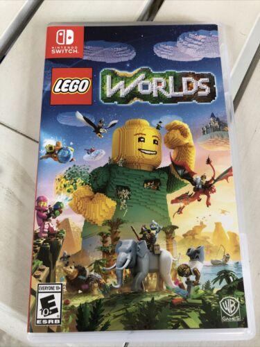 Nintendo Switch Game LEGO Worlds - $7.99