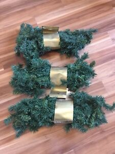 3 Brand New Bundles of Holiday Garland