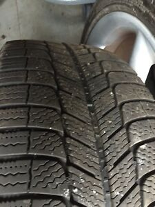 p225/40/18 inch Michelin Winter Tires on Bmw Rims / GOOD DEAL