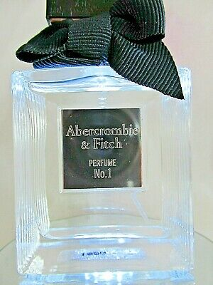 Abercrombie & Fitch Perfume No. 1 Spray 2.5 oz 99.5% Full / No Box