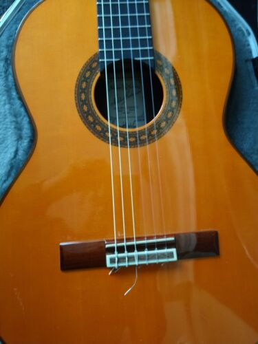 Melchor Rodriguez  1a  Hand made concert classical guitar from madrid