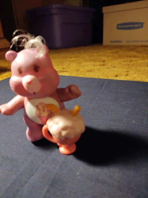 Share Bear Care Bear Figurine 1983