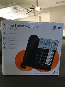 AT&T 2-Line Speaker Phone ML17929