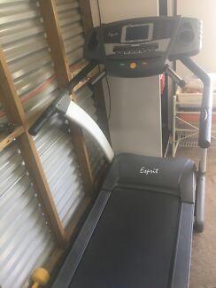 Wanted: Esprit treadmill