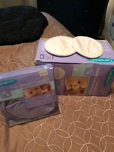 Breastfeeding pads and therapy