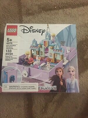 Disney Lego Frozen 2 Anna And Elsa's Storybook Adventures