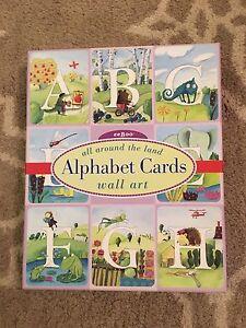 26 Alphabet Cards
