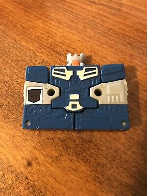 Hasbro - TRANSFORMERS G1 VINTAGE - Mini-Cassettes DECEPTICON EJECT - 1986