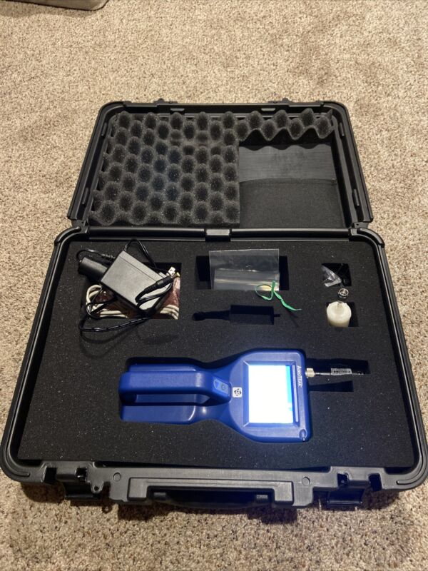 TSI 9306-V2 AeroTrak Handheld Particle Counter Good Working Shape! EXCELLENT!