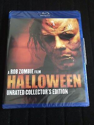 Halloween Collectors Edition (Rob Zombie : Halloween Unrated Collectors Edition (Blu-ray) Factory)