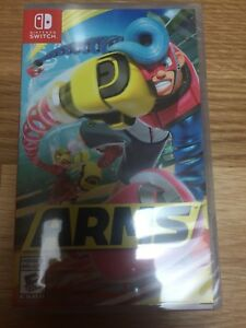 Arms (Switch) - Sealed