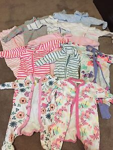 Bonds zip wondersuits ($5.45 each) - excellent condition Queens Park Canning Area Preview