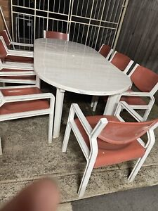 8 seater outdoor furniture, free delivery
