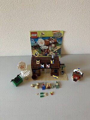 LEGO 3825 SpongeBob SquarePants Krusty Krab 100% Complete