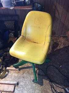 John Deere chair