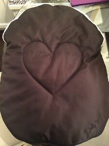 Jolly Jumper winter car seat cover