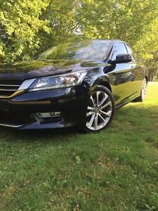 Sport Edition Honda Accord Black Automatic 2013