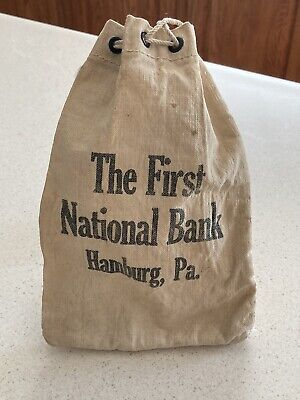 1920s Style Purses, Flapper Bags, Handbags VINTAGE 1920'S BANK BAG WHAT A FIND!! $55.00 AT vintagedancer.com