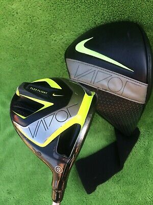 Nike Vapor Driver/Flex Flight/Stiff Shaft/New Grip