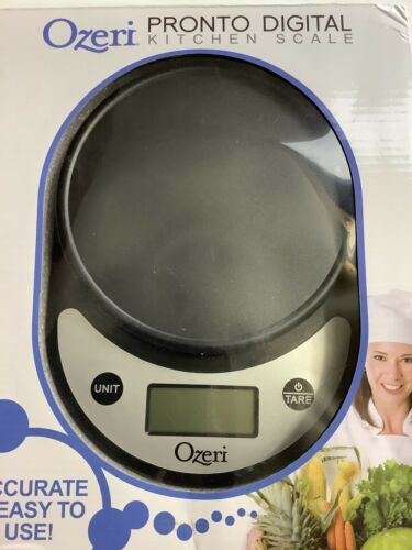 Ozeri ZK14-AB Pronto Digital Multifunction Kitchen and Food