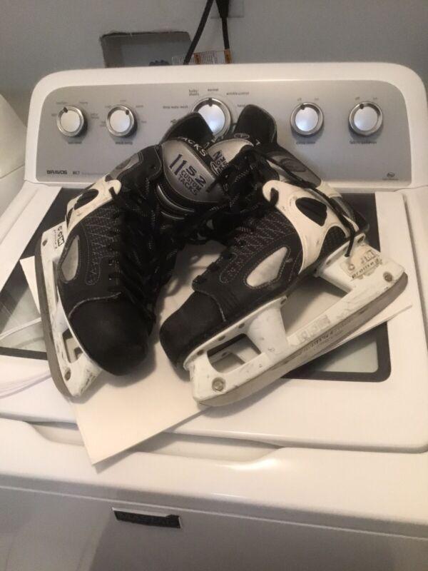CCM 1152 Custom Tacks Men's Size 10, Prolite 3 blades