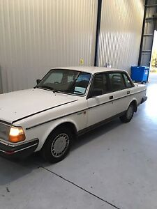 1989 Volvo 240 South Geelong Geelong City Preview