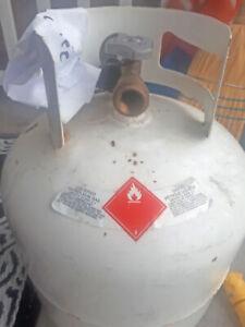bombonne de gaz pleine 20lbvs